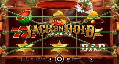 Казино онлайн. Jack on Hold - вестерн-слот с функцией бесплатного респина