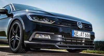 Самые спортивные версии в истории VW Passat