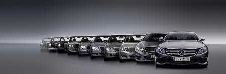 Mercedes-Benz обновил свою самую главную модель