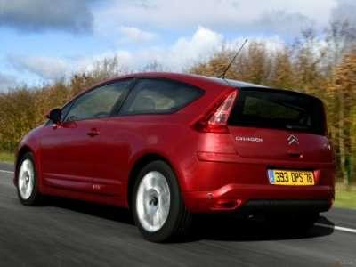Citroen представил спортивную версию C4 - VTS